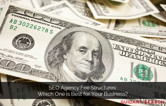 SEO Agency Pricing
